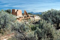 Puebloan ruins, Hovenweep National Monument