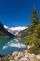 Lake Louise, Canadian Rockies, Alberta, Canada