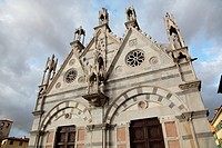 Pisa Santa Maria della Spina church, UNESCO world heritage site Tuscany, Italy, Europe