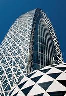 Mode Gakuen Cocoon building Shinjuku Tokyo Japan