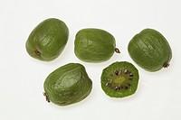 Hardy kiwifruit , Kiwifruit , Baby Kiwi , Actinidia arguta