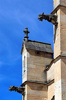 Notre Dame cathedral, Beaune, Cote d´Or department, Burgundy, France