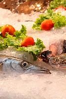 sea food in Phuket Island