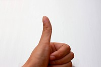 a thumb_up gesture