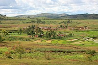 natural scenery in Madagascar