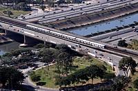 Ponte Cruzeiro do Sul, São Paulo, Brazil