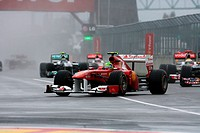 Felipe Massa, Formula One, Canadian Grand Prix, Montreal, Canada