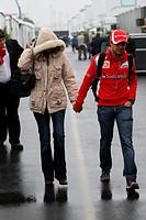 Felipe Massa, Raffaela Bassi, Formula One, Canadian Grand Prix, Montreal, Canada