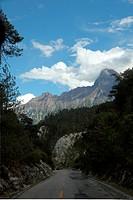 Tibetan scenery