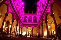 Strozzi Palace, Florence, Tuscany, Italy