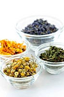 Dried medicinal herbs