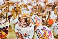 Ceramics souvenir shop