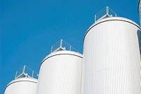 Industrial Agriculture Silo Housing Grain