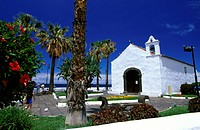 San Telmo Chapel in Puerto de la Cruz, Tenerife, Canary Islands, Spain