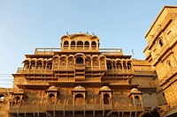 Jaisalmer Fort palace, Jaisalmer, India