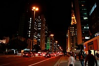 City Urbana, Avenida Paulista, Capital, S&#227;o Paulo, Brazil