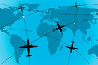airline route