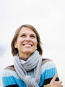 Germany, Munich, Mature woman smiling