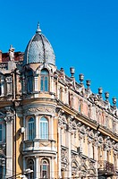 Odessa architecture  Ukraine