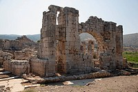 Turkey, near Kas, Patara´s ancient ruins