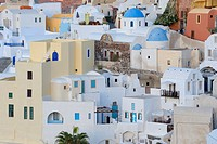 Santorini, Oia, Greece, Cyclades, Cyclades islands, Europe