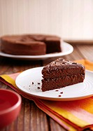Sachertorte chocolate cake