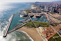 Port Forum, Barcelona, Spain