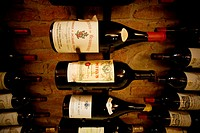 Cellar France  The most expensive bottle collection: a PETRUS Bordeaux wine  Vienna, Austria