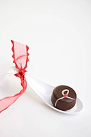 Christmas Ornament, Chocolate