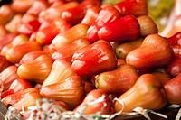 exotic fruits at Muang Mai market
