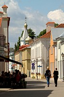 Kedainiai Lithuania Old Town