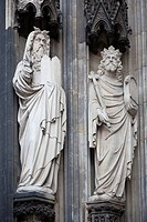 Cologne Cathedral was built was built to house the relics of the Three Magi, under the direction of Archbishop Conrad von Hochstaden. Construction of ...