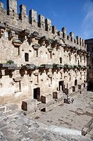 The Imperial Roman Theater was built probably during the reign on Marcus Aurelius circa 161 AD – 180 AD, and was most likely designed by the architect...