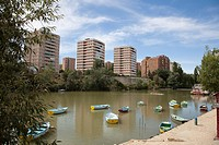 Spain, Valladolid, Valladolid River