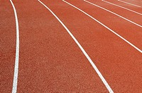 Athletics track