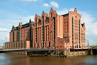 International Maritime Museum in Hamburg´s HafenCity, Hamburg, Germany, Europe
