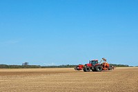 sowing crops