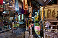 Indonesia, Bali, Tenganan, craft industry