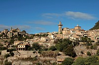Valldemossa, Mallorca, Balearic Islands, Spain, Europe
