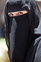 Woman in Sanaa, Yemen