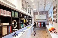 United Kingdom, London, West End, Hinde Street, Other Criteria, store open by famous artist Damien Hirst, concept store selling limited editions of va...