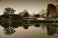 Yang Shuo, Guilin, China