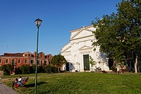 Italy, Venetia, Venice, listed as World Heritage by UNESCO, Castello district, Campo San Pietro di Castello