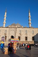 Turkey, Istanbul, historical centre listed as World Heritage by UNESCO, Eminn district, the Yeni Cami New Mosque
