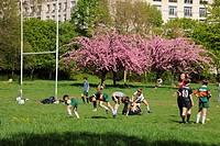 France, Paris, Bois de Boulogne