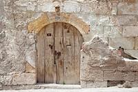 Door, Avanos, Cappadocia, Turkey