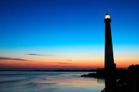 Dawn, Barnegat Lighthouse
