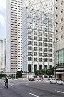 Wachovia Financial Center, Hochhäuser, Downtown Miami, Florida, USA
