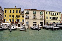 Romantic places in Venice, Italy