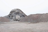 View of a quarry